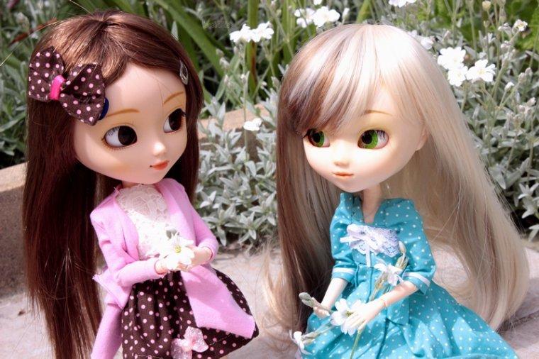 Séance photo de Nina et Miyuki du 15/05/17