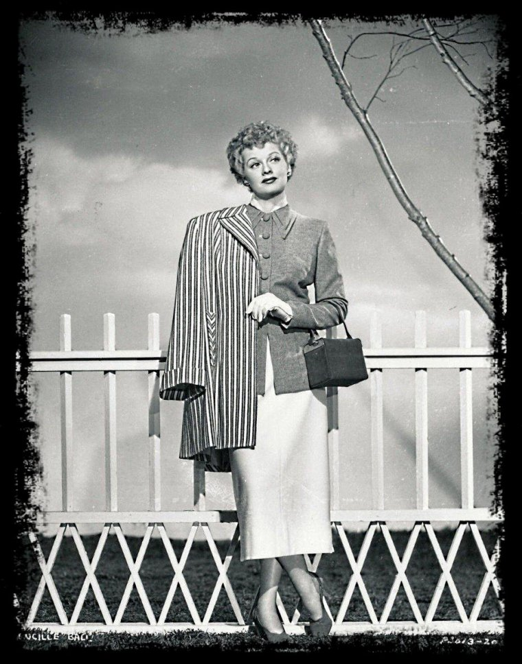 Lucille BALL (taille 1 m 69)