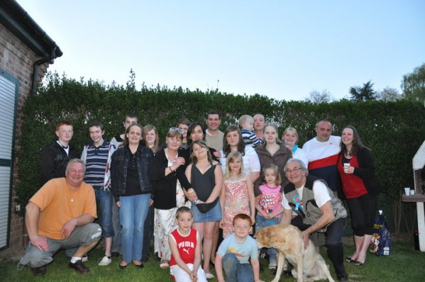 La famille, c'est la famille.