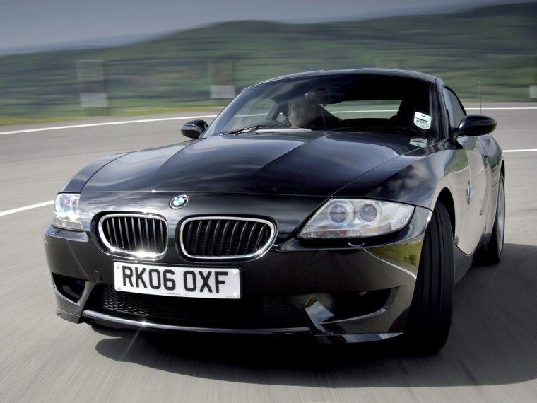 BMW Z4M e86