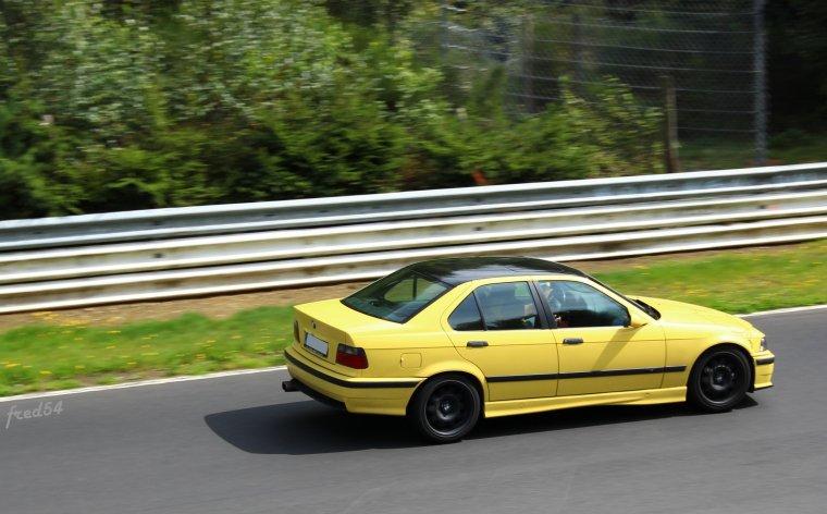 BMW M3 e36 berline