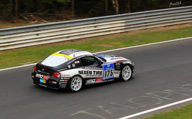BMW Z4 3,0L e86