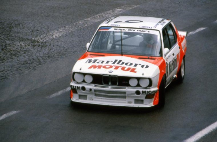 BMW M5 e28 Super production