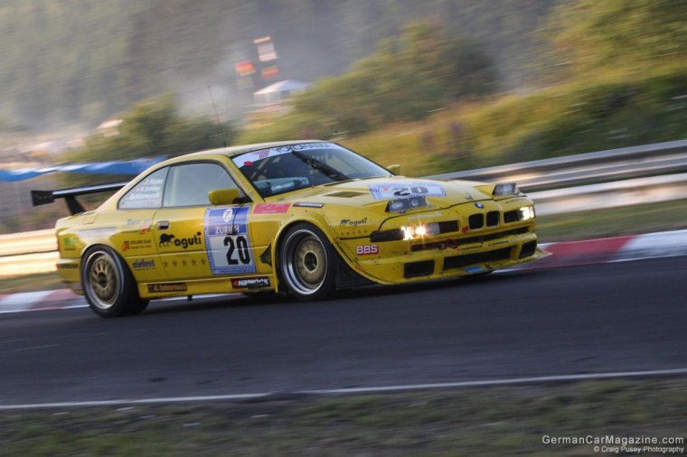 BMW 850i e31