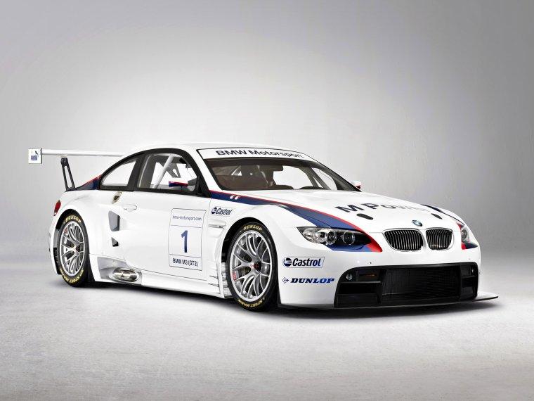 BMW M3 e92 GT2