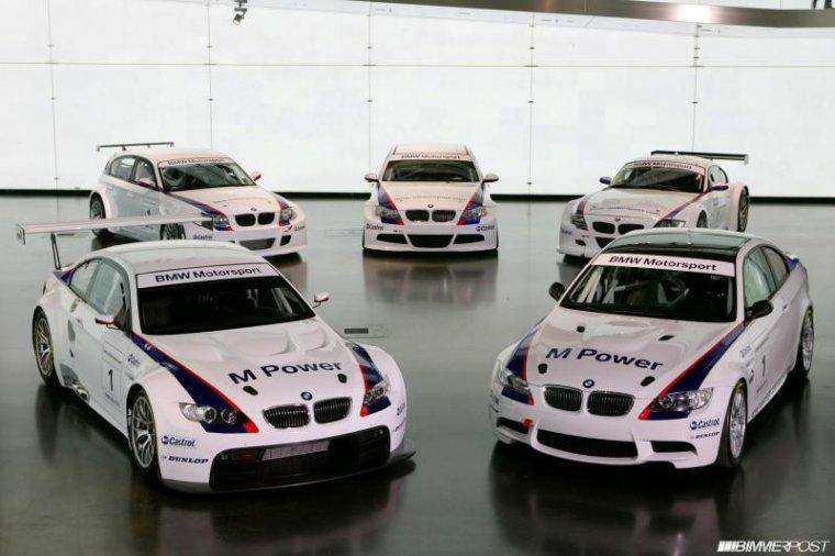 BMW Z4 GT4 e86
