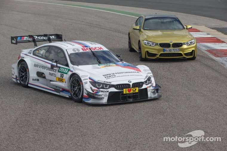 BMW M4 f82 DTM