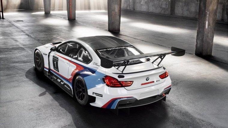 BMW M6 GT3 f13