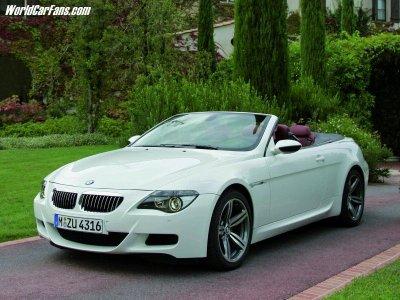 BMW M6 e63 cab' - Le monde de la BMW et des ///Motorsport
