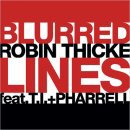 Blurred Lines de Robin Thicke Feat. T.i & Pharrel  sur Skyrock