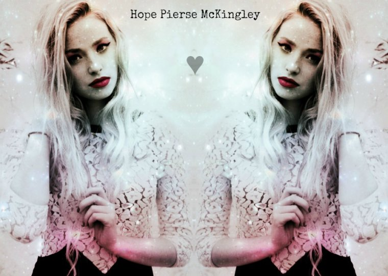 Hope PIERSE McKingley ♥