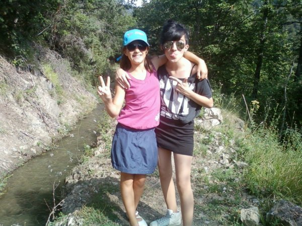 Moi & Ma Cousiine..♥