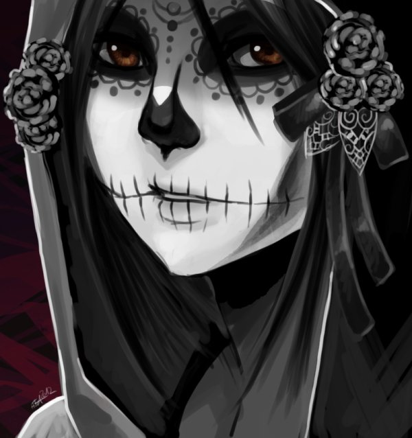 The Skully And Spooky One.