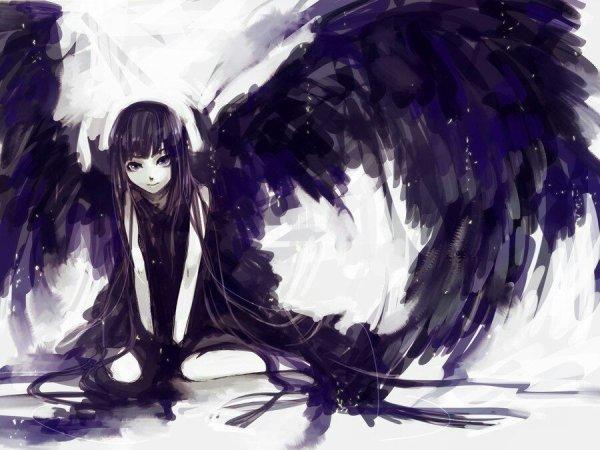 L'Ange Noire.