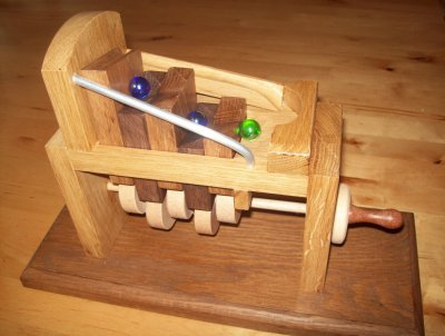 nouvelle marble machine