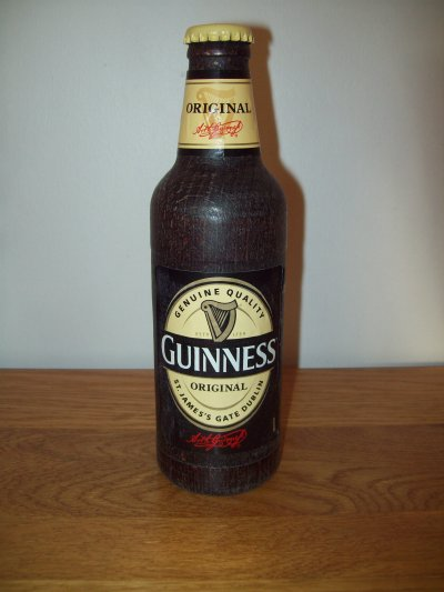 bouteille guiness