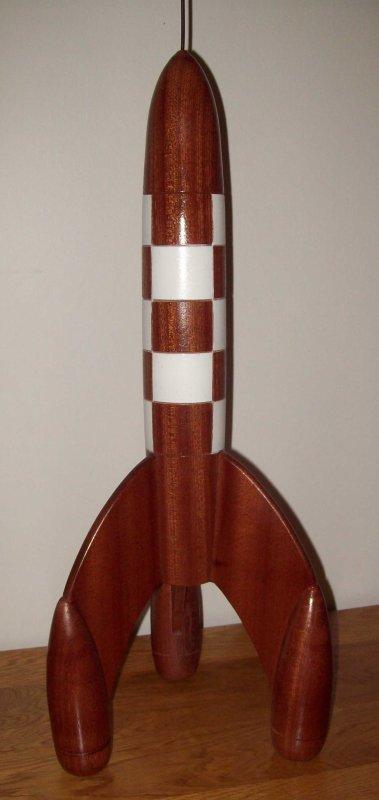 Une nouvelle fusée