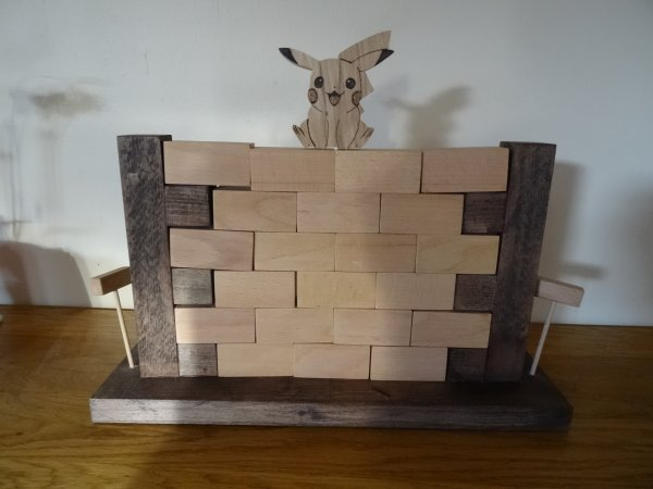 jeu casse muraille
