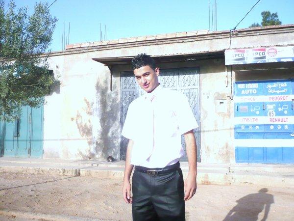 Sur la route de Tlemcen