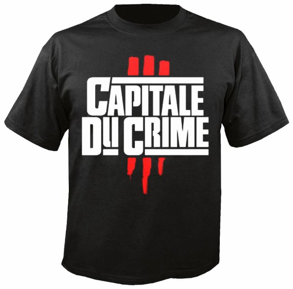 T-Shirt Of Capitale Du Crime  Vol 3