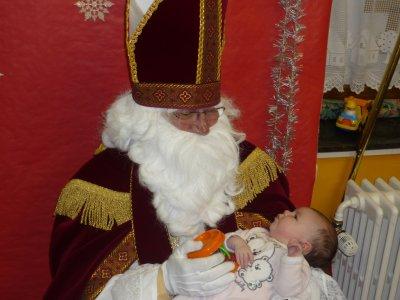 1 er saint nicolas de ma fille
