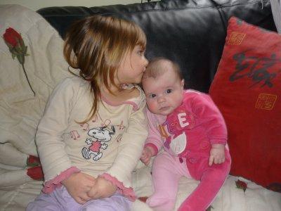 louane et sa grande soeur