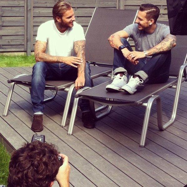 Matthieu et Julien Tota