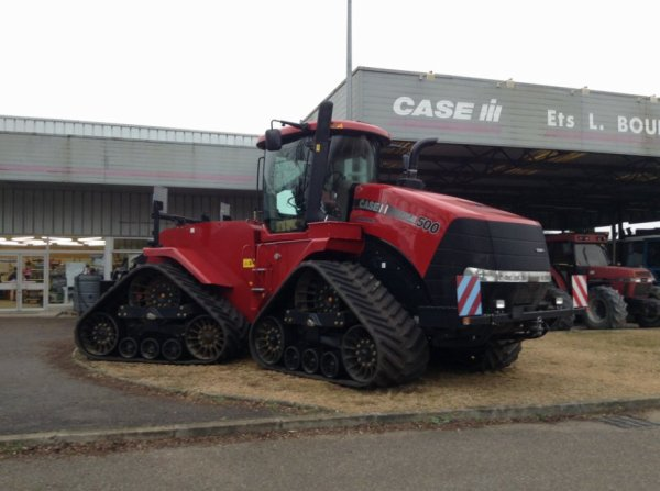 Case IH Quadtrack 500