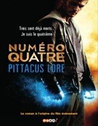 Saga Numéro 4 de Pittacus Lore
