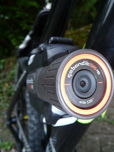 Nouvelle camera Gobandit GPS HD