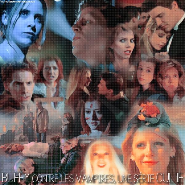 Buffy a changé la Télévision. Sarah.M.G.