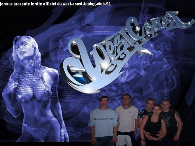 WEST COAST TUNING CLUB 91