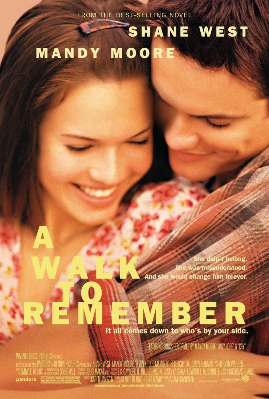 Le Temps d'un automne (A Walk to Remember)