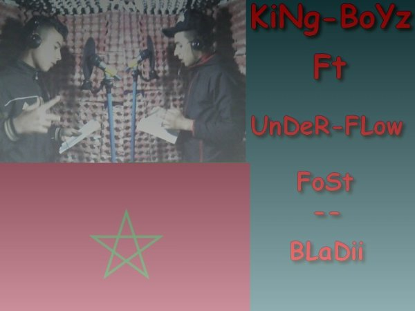 KiNg-BoYz FT UnDeR--FLoW NeW TraCk [FOsT--BLaDii]