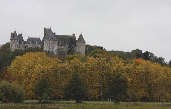 Château de St Brisson