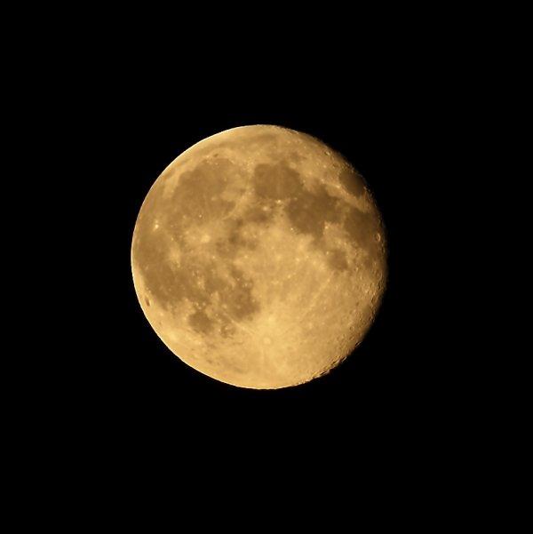 Pleine Lune du 15 Aout