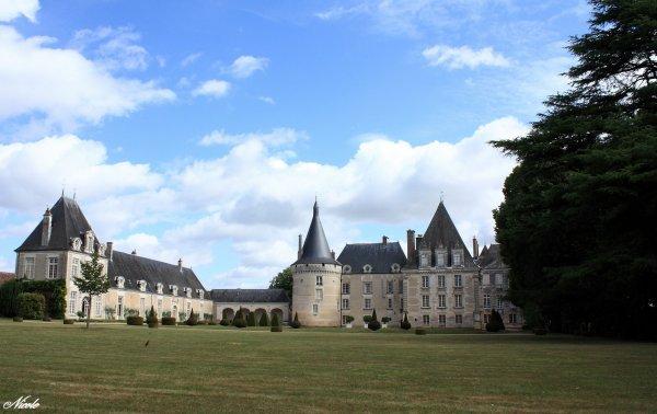 Château d'Azay le Ferron
