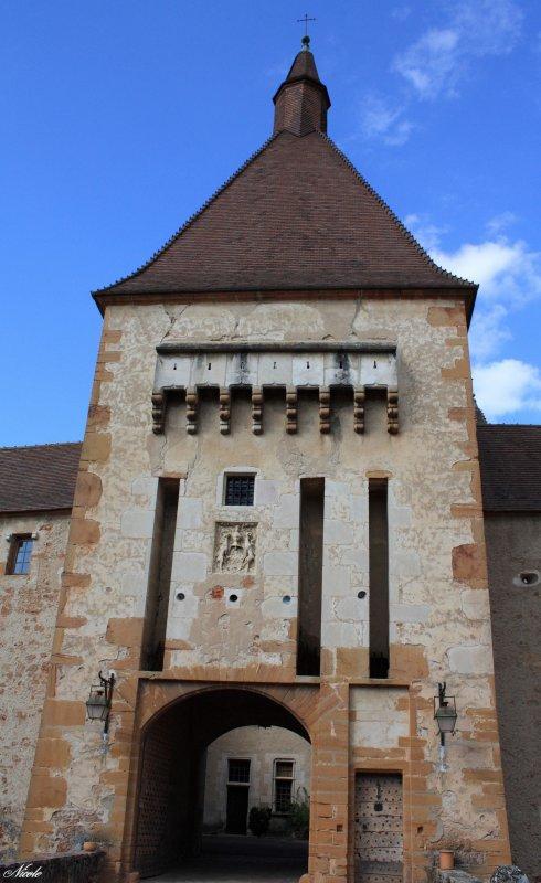 Château de Corcelles (suite)