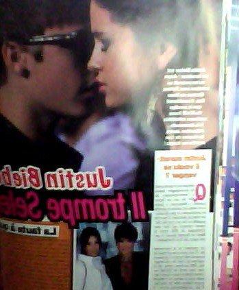 Jusin.B : Non il ne trompe pas Selena avec Kendall Kardashian ... !!