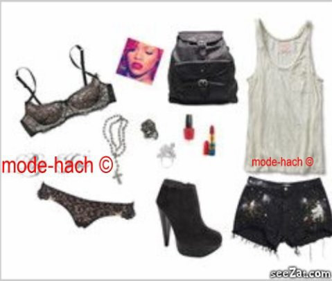 Tenue de Bad Girl