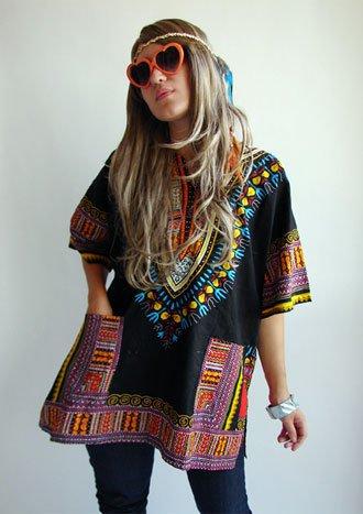 Le style Hippie
