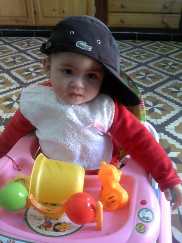 Ma Niece Du Bléde ( Alegriie) <3 Aya