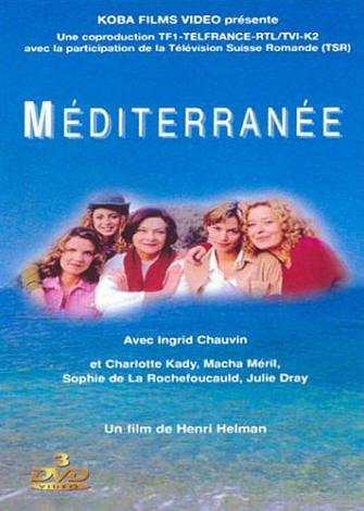 """En 2001, Ingrid Chauvin est Marie Valbonne dans la saga de l'été """"Méditerranée""""..."""