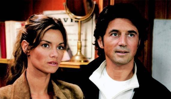 Ingrid Chauvin & Bruno Madinier