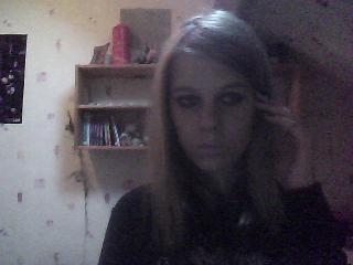 foto de moi pour haloween XD