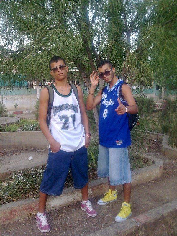 ME & BBOY KAMHOU