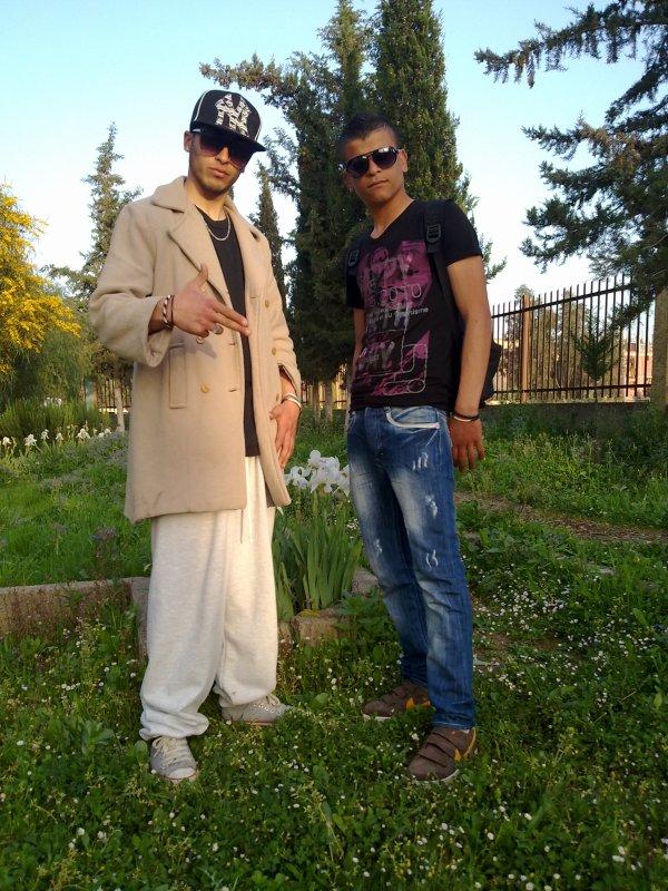 me & bboykamhou