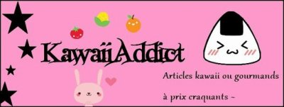 Bienvenue sur Kawaii-Addict