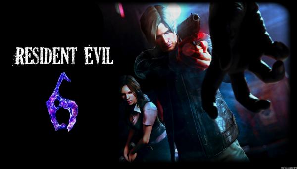 Resident Evil 6 Bande-annonce + Wallpaper + Infos