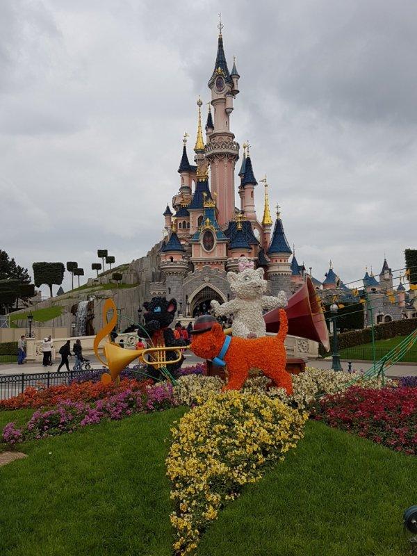 Séjour Disneyland Paris 2016